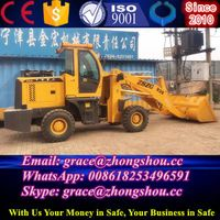 automatic front wheel loader