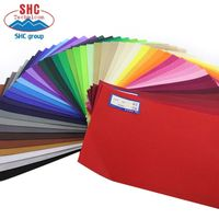 Colorful Spunbonded Fabric Non Woven 100% Polypropylen