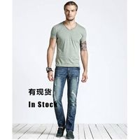 JV-S007 Cool style jeans for man