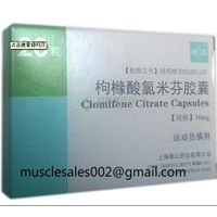 Clomiphene capsule / Female Progesterone Supplement/ Hormone/ HGH/ Steroid Hormone