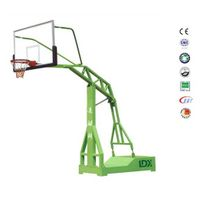 Hottest customize your own outdoor basketball hoop with basketball ring thumbnail image