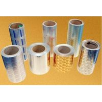sell high quality both side colored alu strip foil in roll for blister pharmaceutical packaging in C thumbnail image