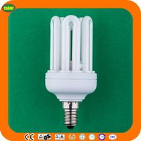 U Shaped energy saving lamp
