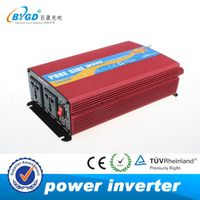 Best price 1000w pure sine wave power inverter from China