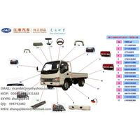 cabin assembly for JAC truck parts+cabs thumbnail image