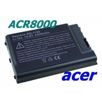 ACER laptop battery for 650 660 8000 thumbnail image