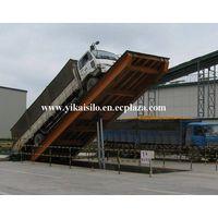 Hydraulic Back Unloading Platform