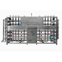 RO Drinking Water Treatment Equipment 25Ton/H thumbnail image