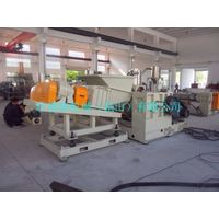 Rubber sulfur granulator