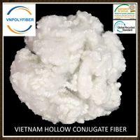 Polyester Staple Fiber Hollow Conjugate HCS 7D 32mm HCS 15D 32mm thumbnail image