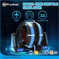 selling Space-time Shuttle Simulator game machine special for science musuem thumbnail image