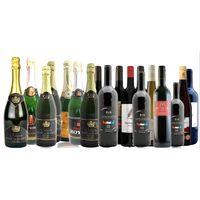 Red wine de Broff 12% spanish red wine