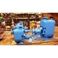Non-clog Self-priming solid,sludge,slurry pump