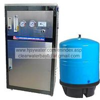 Luxury stainless steel commercial RO water purifier(QSW-CMC2)