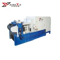 Prestressed hollow roofing panel making machine