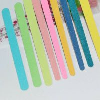 WOODEN NAIL FILE JAPAN COLOURS EMERY BOARD EMERY NAIL FILE FACTORIES IN YIWU
