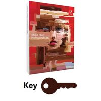 Adobe Flash Professional CS6 Key