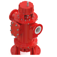 Vertical Twin Screw Pump