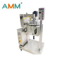 AMM-20S LAB VACUUM REACTOR
