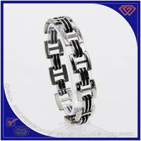 Antique style 316L stainless steel bracelet wholesaler