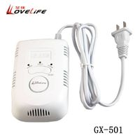 AC110V or 220V Combustible Gas Detector, Fire alarm