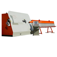 YT-13S Bi-directional CNC automatic stirrup bending machine