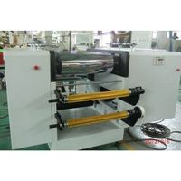 thermal conductive silicone sheet calender machine