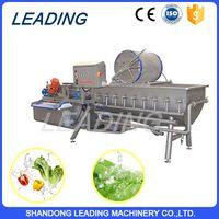 Automatic vegetable washer machine