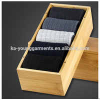 100% bamboo socks/mens dress socks
