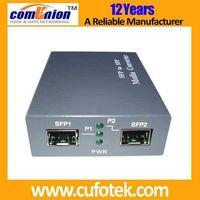 2 SFP Port optical transceiver thumbnail image