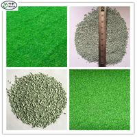High CEC natural zeolite for turf and lawn care