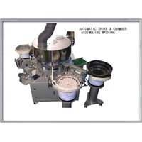 Infusion set(I.V. set) spike & chamber assembly machine thumbnail image