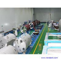 Semiconductor grade Fluoroplastic lining PTFE tank thumbnail image