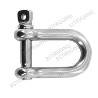 Stainless Steel D Shackles JIS type
