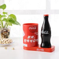 creative restaurant chopsticks holder and spice bottles for promotion gift