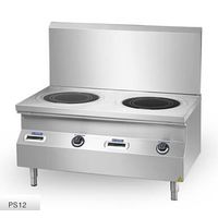 Chinducs 2-zone Induction Stockpot Range P8