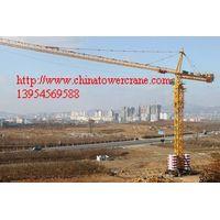QTZ500 Big tower crane thumbnail image