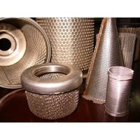 Perforated Filter Center Tube