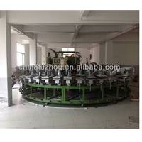 Shoe Sole PU Foaming Machine