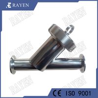 Stainless steel y type strainer thumbnail image