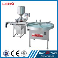 Guangzhou Automatic Cosmetic Ointment/Cream Filling Machine