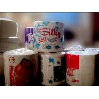 Hotel and Restaurant 100% recycled pulp Hot Sale Toilet Paper Roll