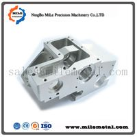 OEM custom made aluminium cnc machining parts with high quality
