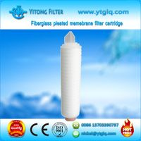 Pleated Membrane Filter