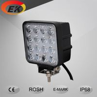 High Quality 5inch 12v 48w IP67 Waterproof Offroad LED Work Light