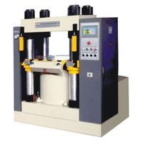 Servo 4 Column Hydraulic Press Machine