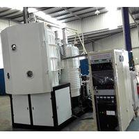 Ningbo mobile phone shell arc spray vacuum coating machine
