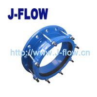 Ductile iron fabricated flange adapter PN10/16/25