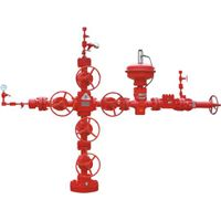 wellhead equipment for oil&gas extraction