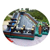 Hot Sale Cheap inflatable kids obstacle course
